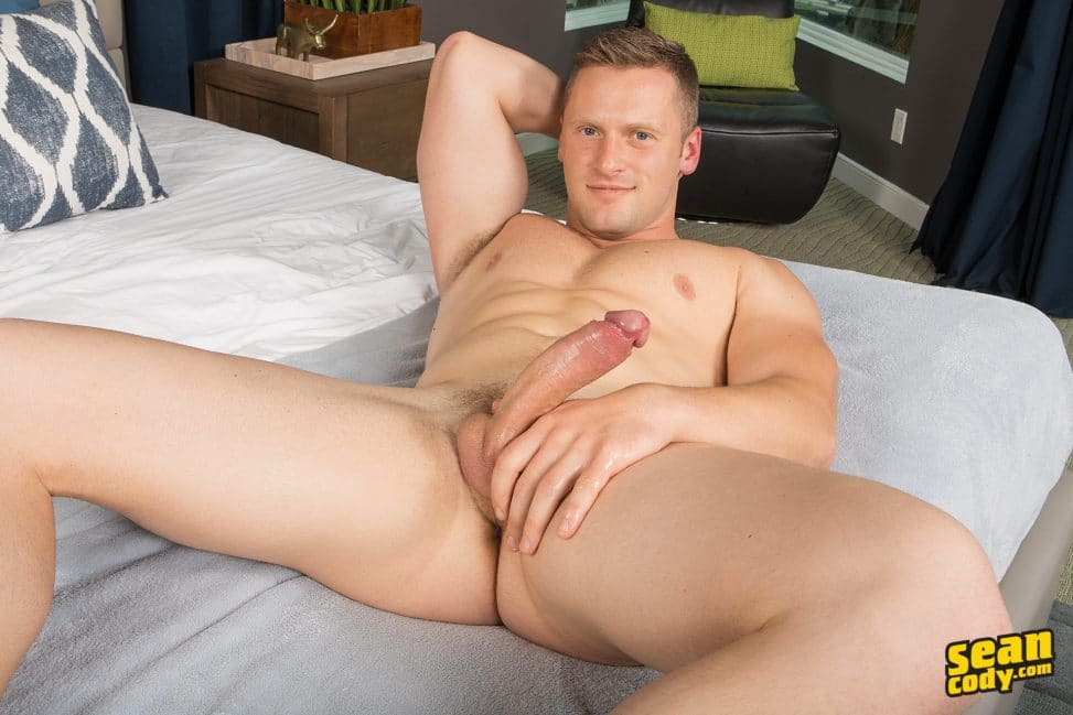 Nude Gay Stud From Sean Cody